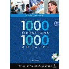 1000 Questions 1000 Answers - Business English    10.95 + 1.95 Royal Mail
