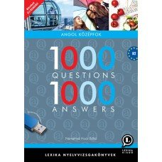 1000 questions 1000 answers - Angol középfok - B2    16.95 + 1.95 Royal Mail