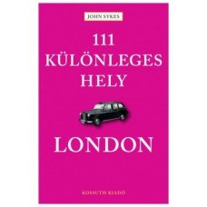 111 különleges hely - London    13.95 + 1.95 Royal Mail