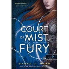 A Court of Mist and Fury - Köd és harag udvara     13.95 + 1.95 Royal Mail