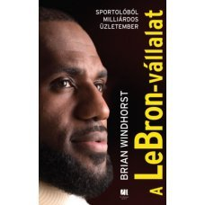 A LeBron-vállalat    14.95 + 1.95 Royal Mail