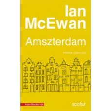 Amszterdam - Ian McEwan     13.95 + 1.95 Royal Mail
