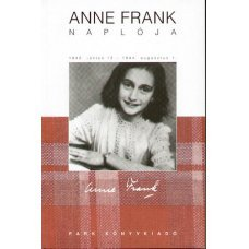 Anne Frank naplója     10.95 + 1.95 Royal Mail