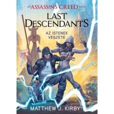 Assassin's Creed: Last Descendants - Az istenek végzete     12.95 + 1.95 Royal Mail