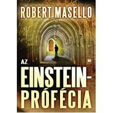 Az Einstein-prófécia   12.95 + 1.95 Royal Mail