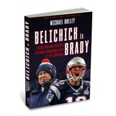 Belichick és Brady     13.95 + 1.95 Royal Mail