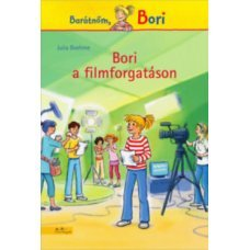 Bori a filmforgatáson     6.95 + 0.95 Royal Mail