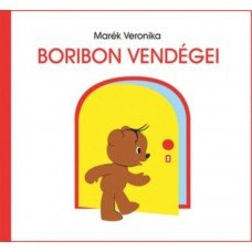 Boribon vendégei    6.95 + 0.95 Royal Mail