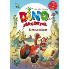 Dinojárgányok      8.95 + 1.95 Royal Mail