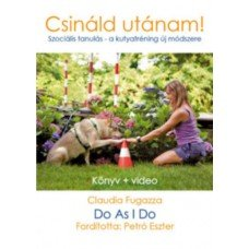 Do as I do - Csináld utánam     10.95 + 1.95 Royal Mail