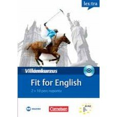 Fit for English - Villámkurzus      9.95 + 1.95 Royal Mail