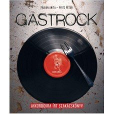 GASTROCK      21.95 + 1.95 Royal Mail