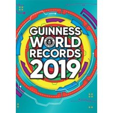 Guinness World Records 2019     25.95 + 1.95 Royal Mail