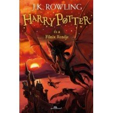 Harry Potter és a Főnix Rendje       13.95 + 1.95 Royal Mail