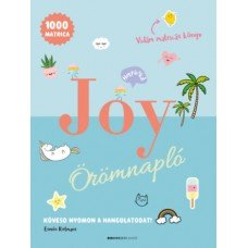 JOY Örömnapló     16.95 + 1.95 Royal Mail