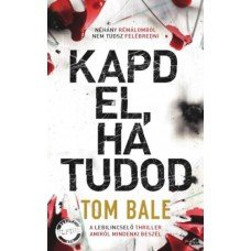 Kapd el, ha tudod     13.95 + 1.95 Royal Mail