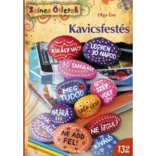 Kavicsfestés     7.95 + 0.95 Royal Mail