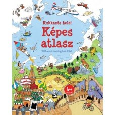 Kukkants bele! - Képes atlasz     13.95 + 1.95 Royal Mail