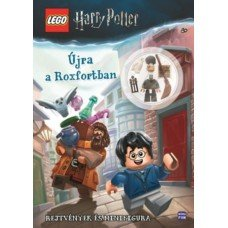 LEGO Harry Potter - Újra a Roxfortban     7.95 + 1.95 Royal Mail