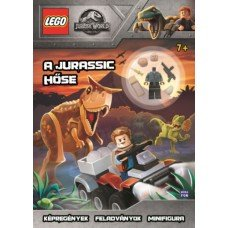 LEGO Jurassic World - A Jurassic hőse     7.95 + 1.95 Royal Mail