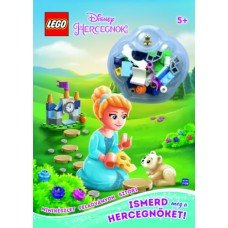 Lego Disney Princess - Ismerd meg a hercegnőket     7.95 + 1.95 Royal Mail