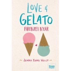 Love & Gelato     10.95 + 1.95 Royal Mail