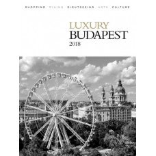 Luxury Budapest 2018     17.95 + 1.95 Royal Mail
