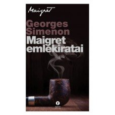 Maigret emlékiratai     8.95 + 1.95 Royal Mail