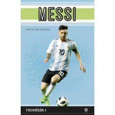 Messi - Focihősök 1.     7.95 + 1.95 Royal Mail