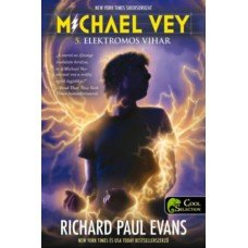 Michael Vey 5. - Elektromos vihar     10.95 + 1.95 Royal Mail