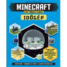 Minecraft Építőmesterek - Időgép     12.95 + 1.95 Royal Mail