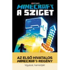 Minecraft - A sziget     10.95 + 1.95 Royal Mail