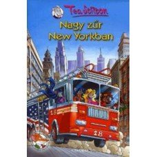 Nagy zűr New Yorkban          12.95 + 1.95 Royal Mail