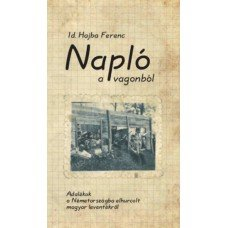 Napló a vagonból     7.95 + 0.95 Royal Mail