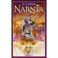 Narnia 4. - Caspian herceg   6.95 + 0.95 Royal Mail