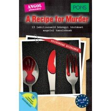 PONS A Recipe for Murder      8.95 + 0.95 Royal Mail