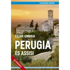 Perugia és Assisi - Észak-Umbria     16.95 + 1.95 Royal Mail