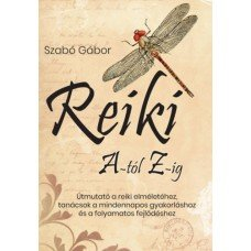 Reiki A-tól Z-ig     17.95 + 1.95 Royal Mail