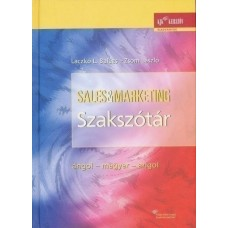 Sales&Marketing szakszótár      24.95 + 0.95 Royal Mail