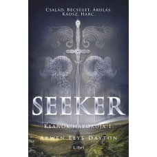 Seeker    12.95 + 1.95 Royal Mail