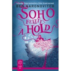 Soho felett a hold    10.95 + 1.95 Royal Mail