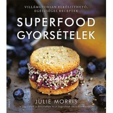 Superfood gyorsételek     13.95 + 1.95 Royal Mail