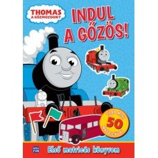 Thomas: Indul a gőzös     4.95 + 0.95 Royal Mail
