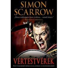 Vértestvérek - Simon Scarrow    10.95 + 1.95 Royal Mail