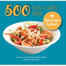 500 low-carb étel      11.95 + 1.95 Royal Mail