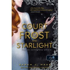 A Court of Frost and Starlight - Fagy és csillagfény udvara    13.95 + 1.95 Royal Mail