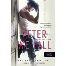 After We Fall - Mindig van tovább    13.95 + 1.95 Royal Mail