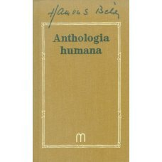 Anthologia Humana   15.95 + 1.95 Royal Mail