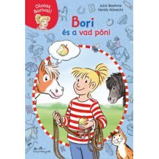 Bori és a vad póni    8.95 + 1.95 Royal Mail