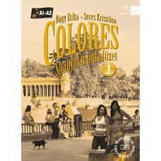 COLORES 1. - SPANYOL MUNKAFÜZET + CD     14.95 + 1.95 Royal Mail